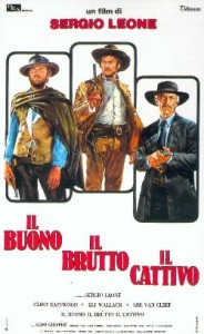 The Good, The Bad, The Ugly - um classico para o Haba Haba Movies avaliar