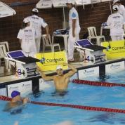 Gabriel Silva Santos do ECP ganhando d final B: o primeiro 49 a gente nunca esquece!