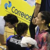 Beatriz Nantes, Carolina Moncorvo e Joanna Maranhão.