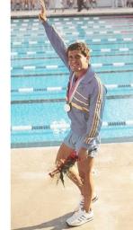 Ricardo Prado: prata olímpica.