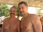 LAM e Gustavão - 30 anos depois do último embate