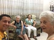 Visita a Vila Casadio