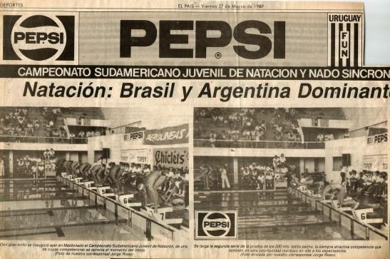 Jornal uruguaio