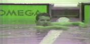 Michelena, 16 e meio, atingindo seu auge nos 400 livre.