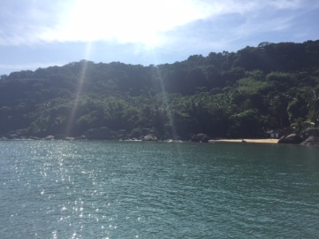 Ilha Grande - bom lugar para uma nadada