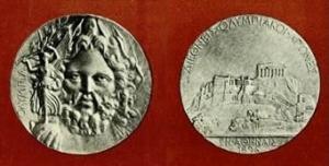 Primeiro Campeão Olímpico da era moderna ganhou medalha de prata!
