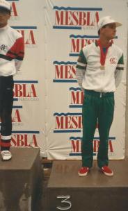 Minha 2a medalha de TB