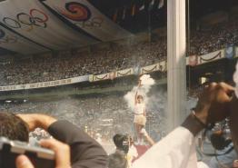 Cerimônia de abertura dos Jogos Olímpicos de Seoul 88