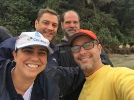 Xirica, Igor de Souza e os Pebas