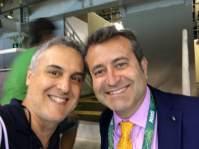 Olímpicos Chico e Prado (do FB do Chico)