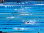 Eliminatórias natação - deveria ter ido em mais...
