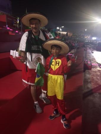 Amigos do México
