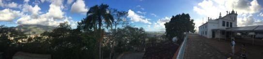 Vista do Rio da Igreja da Pena