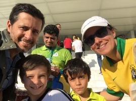 Semi Final Futebol Masculino - Itaquera