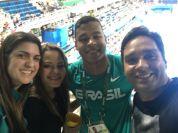 Menezes e Matheus Santana.