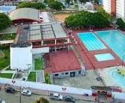 Vista aérea do Cabo Branco