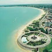 Vista aérea Hotel Tambaú