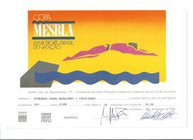 Diploma 100m livre