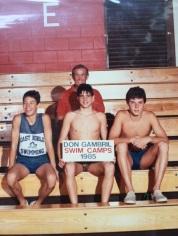 Alabama 1985 com Rodrigo e Arara