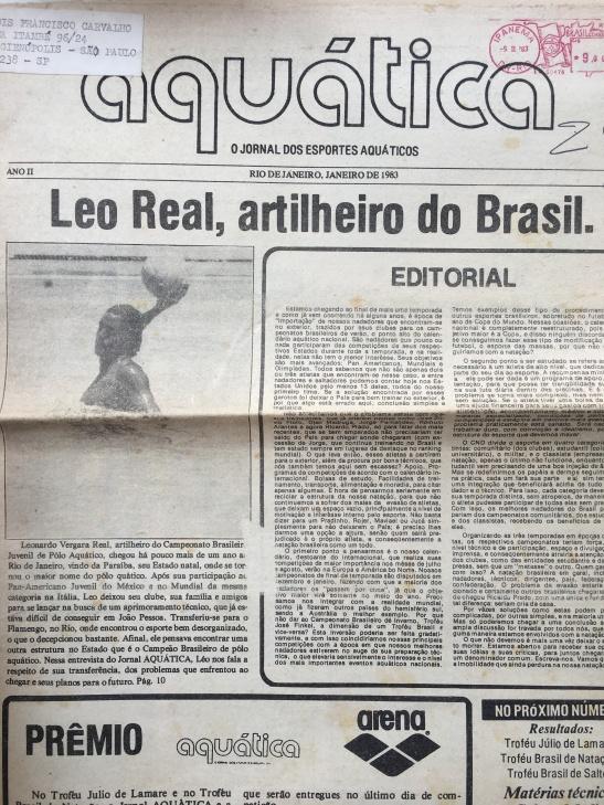Léo Vergara Real Paraíba: entre os  melhores do Brasil desde 1982!