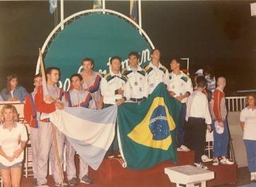 Rosário 89 - Reveza 4x100 Medley