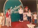 Rosario 89 - 100 Peito. Paulo Stefani, eu e Cacá - o qual foi pro Canadá e só vejo pelas redes sociais