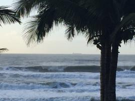 Paciência para ver o Tombo com as ondas certas