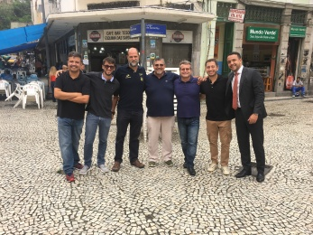 Beco das Sardinhas, centrão do Rio